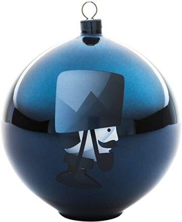 sfera blue christmas alessi