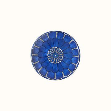 Bleus d'Ailleurs - piatto hermes