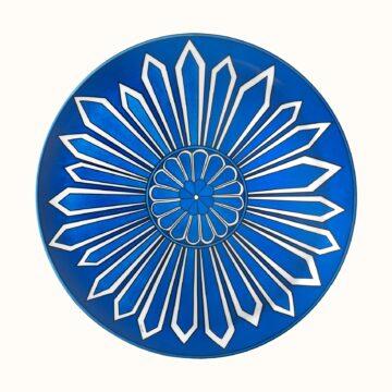 Bleus d'Ailleurs - piatto portata hermes